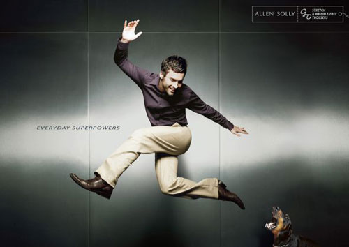 Print Advertisements From Clothing Companies 20