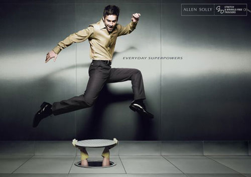 Print Advertisements From Clothing Companies 21