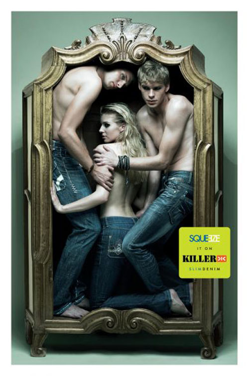 Print Advertisements From Clothing Companies 14