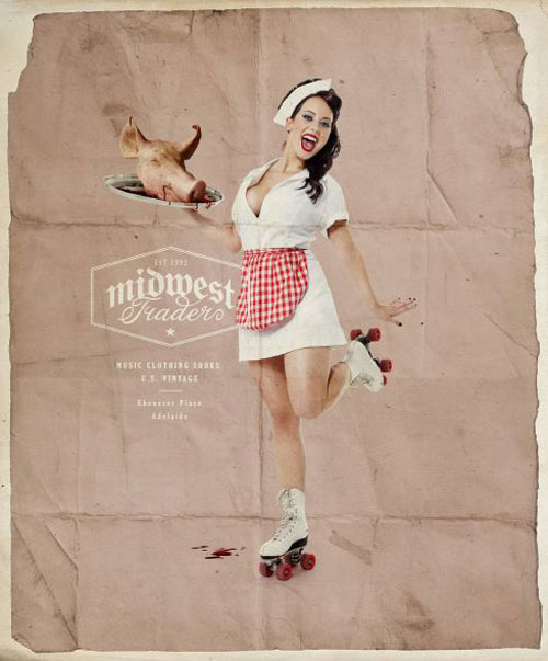 Print Advertisements From Clothing Companies 35