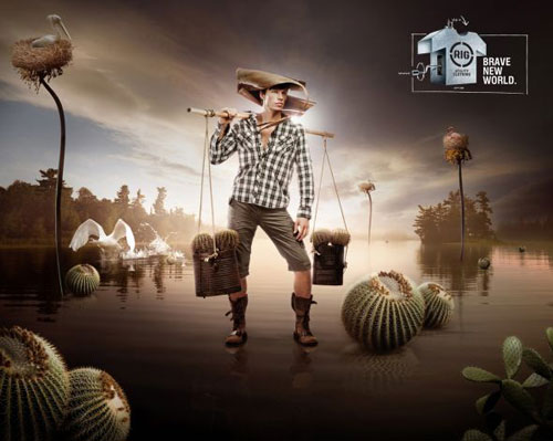 Print Advertisements From Clothing Companies 42
