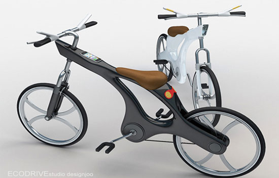 The Smartphone Bicycle