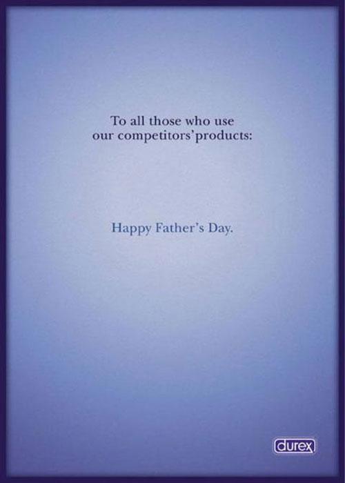Durex Print Advertisement 12