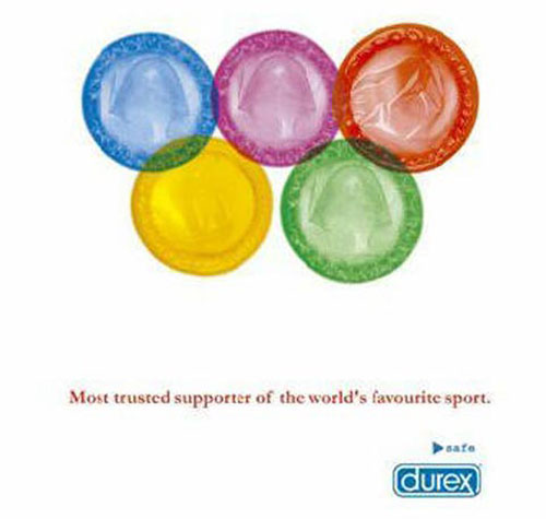 Durex Print Advertisement 17