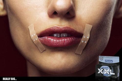 Durex Print Advertisement 1