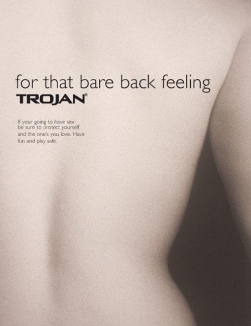 Trojan Print Advertisement 3