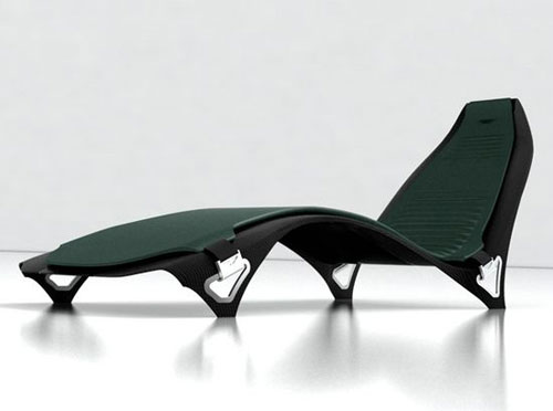 Aston-Martin-Chair Innovative Furniture Design: Coffee Tables, Chairs, Sofas ,