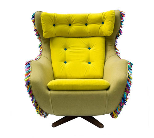 Bahia Chair - Cool Examples Of Innovative Furniture Design