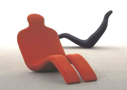 Bouloum Lounge Chair - Cool Examples Of Innovative Furniture Design