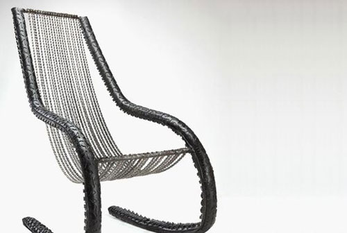Chain Rocker - Cool Examples Of Innovative Furniture Design