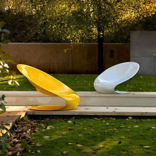 Disk chair - Cool Examples Of Innovative Furniture Design