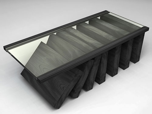 Domino Coffee Table - Cool Examples Of Innovative Furniture Design