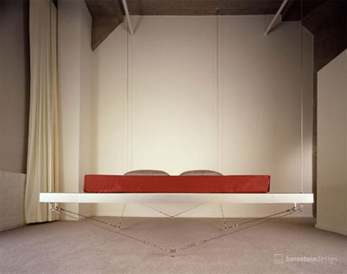 Floating-Bed-Chicago Innovative Furniture Design: Coffee Tables, Chairs,  Sofas,