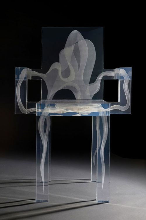 Ghost Chair - Cool Examples Of Innovative Furniture Design
