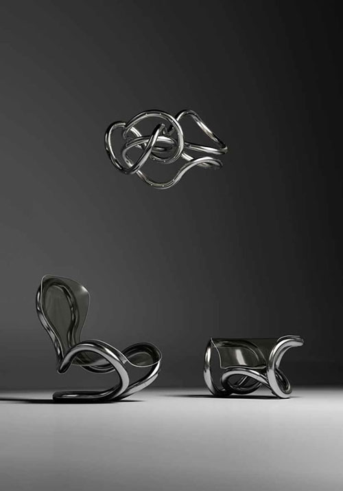 Infinity Furniture Collection - Cool Examples Of Innovative Furniture Design