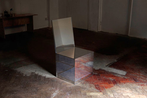 Invisible Chair - Cool Examples Of Innovative Furniture Design