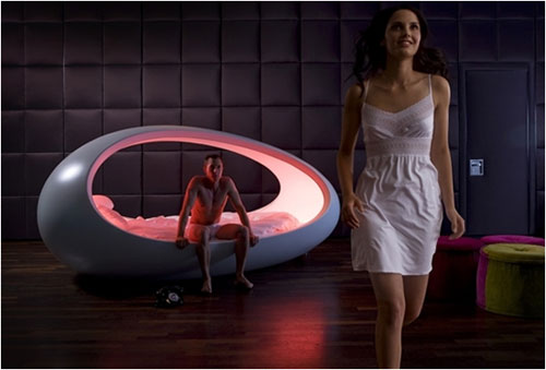 LOMME bed - Cool Examples Of Innovative Furniture Design