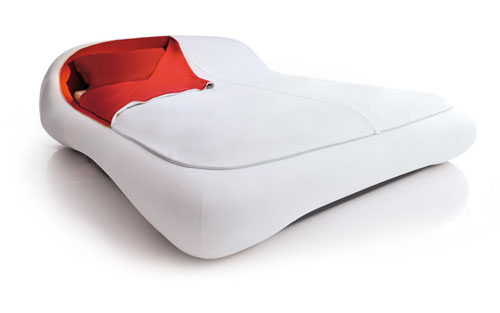 Letto ZIP BED - Cool Examples Of Innovative Furniture Design