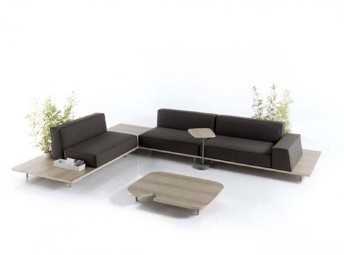 MUS-Sofa Innovative Furniture Design: Coffee Tables, Chairs, Sofas, and Beds