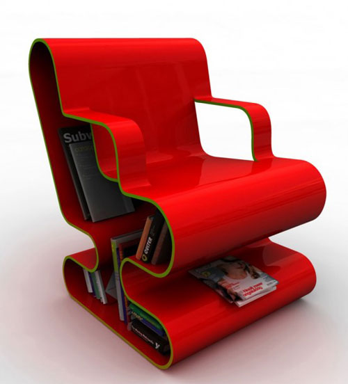 OFO Chair - Cool Examples Of Innovative Furniture Design