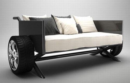 Pimp Souk Collection sofa - Cool Examples Of Innovative Furniture Design
