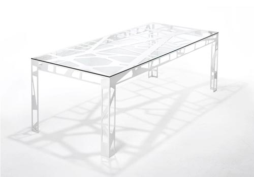 Places table - Cool Examples Of Innovative Furniture Design
