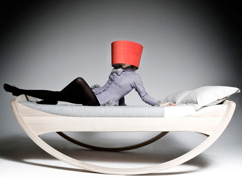 Private Cloud Bed - Cool Examples Of Innovative Furniture Design