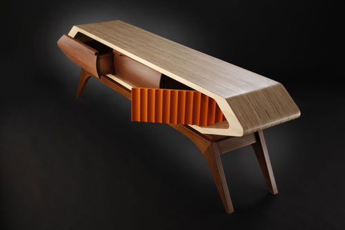 Parker Table - Cool Examples Of Innovative Furniture Design