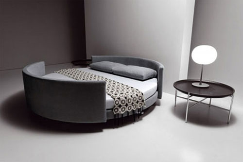 The-Scoop-Bed-1 Innovative Furniture Design: Coffee Tables, Chairs,