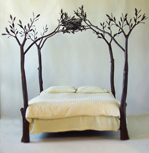 Tree Bed - Cool Examples Of Innovative Furniture Design