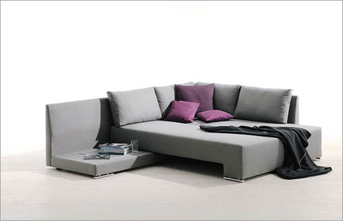 VENTO bed - Cool Examples Of Innovative Furniture Design