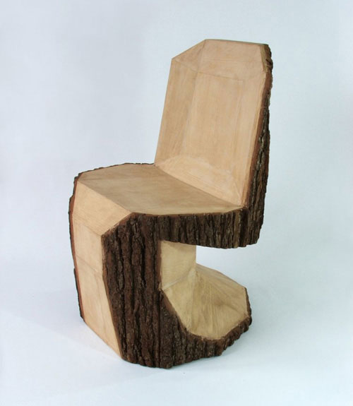 Wooden Panton Chair- Cool Examples Of Innovative Furniture Design