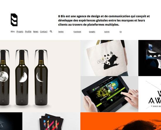 8bisbranding.com site design
