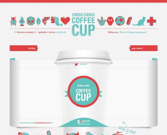 cross-cross-coffee-cup.com site design