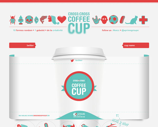 cross-cross-coffee-cup.com site design
