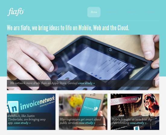 fiafo.com site design