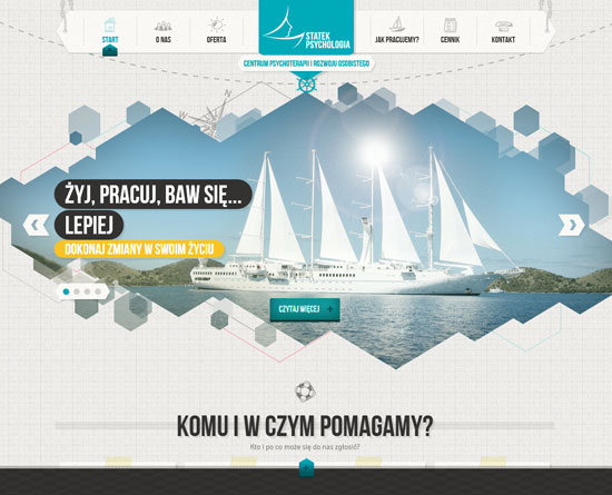 statek-psychologia.pl site design
