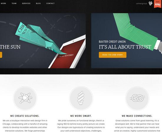 usmangroup.com site design