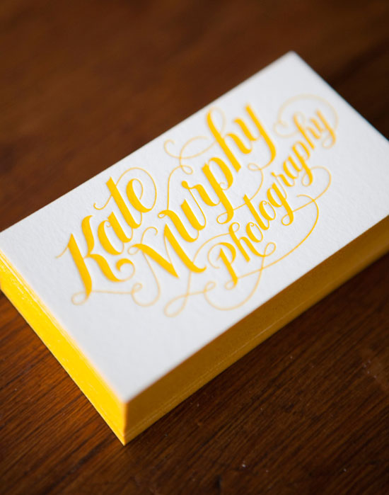Kate Murphy Business Card
