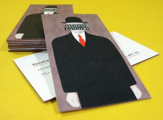 Mega Cultural Business Card Business Card
