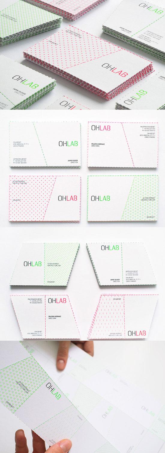 HLAB Business Card