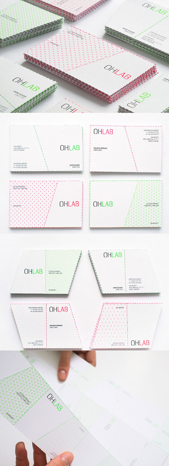 HLAB Business Card