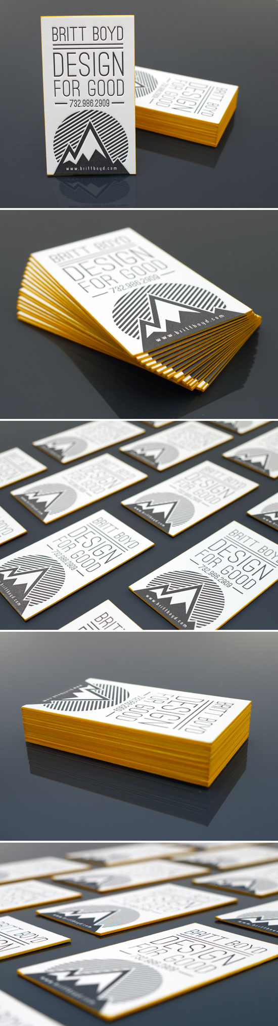 Best Business Card Designs - 300 Cool Examples and Ideas