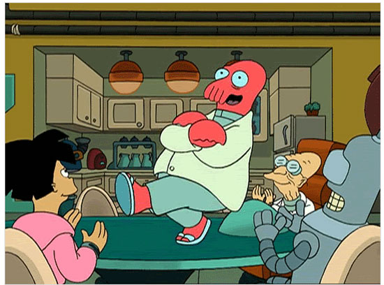 CSS3 Animation: Why not Zoidberg