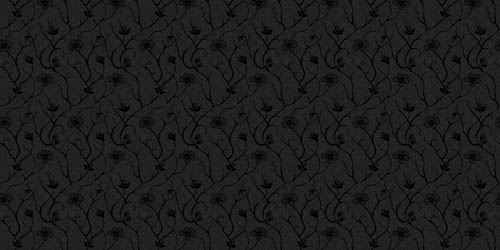 death flowers background tileable and seamless pattern