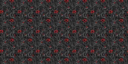 suicide whisper tileable and seamless pattern
