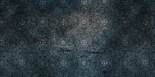 salvage tileable and seamless pattern