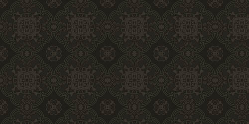 winchester walls and seamless pattern