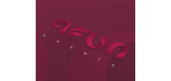 4FUNevents Logo Design