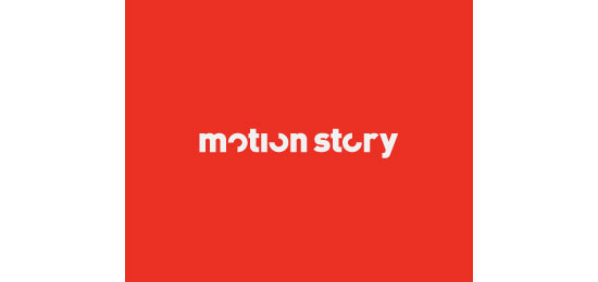Motion Story Logo Design